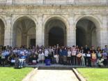 Grupo de finalistas de Castilla y León