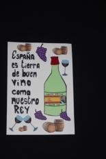 Alumno: Carlota García Félez - Centro: Colegio La Milagrosa - Curso: 6º Primaria - Localidad: Calahorra
