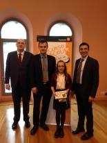 Ganadora de La Rioja y Autoridades