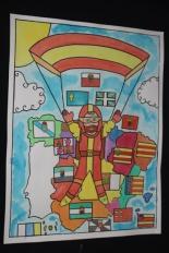 Alumno: Ismael García Terol - Centro: CEIP Balmes - Localidad: Guadassuar