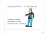 Alumno: Iván Arenas Hernández - Curso: 6º Primaria - Centro: Son Serra La Vileta - Localidad: Palma de Mallorca - Profesor: Ana Guiner Bernabeu