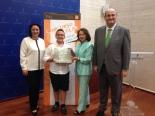 Ganador de Castilla La Mancha: Jesús Llana Alfonso - Centro: IES Liceo Caracense - Curso: 1º ESO - Localidad: Guadalajara - Profesora: Ana de la Serna
