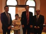 Ganador de Rioja: Fabio Nanclares Sáez - Colegio Sagrado Corazón - Curso: 4º Primaria - Localidad: Haro - Profesor: Mamen Ruiz de Gauna