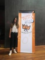 Helena Melián Fuentes, la ganadora de Multimedia