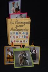 Alumno: Ana Castro Pérez - Centro: Colegio Sagrada Familia - Nazaret - Curso: 1º ESO - Localidad: La Palma - Los Llanos de Aridane