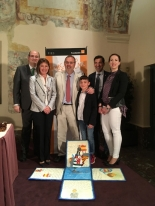 Ganador de Castilla y León y Autoridades