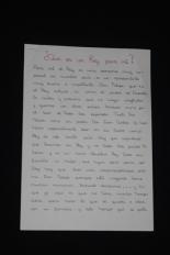 Alumno: Teresa Morán Peña - Centro: Colegio San Miguel Arcángel - Curso: 5º Primaria - Localidad: Madrid
