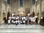 Foto de grupo de los finalistas de la XXXVII Edición, Baleares