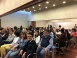 Finalistas y familiares Castilla la Mancha XXXVII Edición
