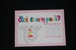 Alumno: Alisa Hernandez Fernandaez - Centro: Colegio San Roque - Los Pinares - Localidad: Santander
