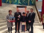 Ganador de Cantabria y Autoridades
