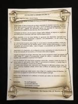 Texto del trabajo ganador del País Vasco XXXVII Edición