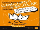 GANADOR del Premio Especial Multimedia - Alumno: Marina Arce Ramos - Centro: Colegio Virgen de la Vega - Curso: 3º Primaria - Localidad: Benavente - Zamora - Profesor: Mercedes Martínez Rodríguez