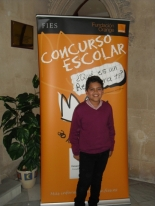 GANADOR de la Comunidad Autónoma de las Islas Baleares - Alumno: Inés Cerdá Coll - Centro: Colegio Santo Tomás de Aquino - Curso: 5º Primaria - Localidad: Inca - Mallorca