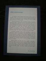 GANADOR de la Comunidad Autónoma de Catalunya - Alumno: Blanca Rosal Ayuso - Centro: Colegio Canigó - Curso: 2º E.S.O. - Localidad: Barcelona