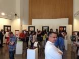 Visitantes de la Exposición de La Rioja