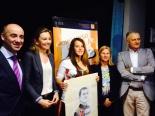 Ganadora de Murcia: Marina de Angulo Ramírez - Centro: IES Salvador Sandoval - Curso: 1º ESO - Localidad: Las Torres de Cotillas - Profesora: Francisca Galindo