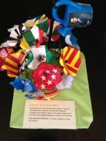 Trabajo de la ganadora de Cataluña, Ana Jordán Marqués - Colegio Canigó - Curso: 1º ESO - Localidad: Barcelona - Profesora: Mª del Mar Alier